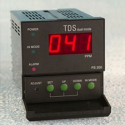 HM Digital PS-200 Commercial Dual Inline TDS Controller