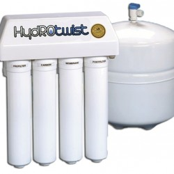 HydROtwist Omnipure Quick Change Reverse Osmosis 4 Stage QRO4