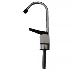 Standard Lever Touch Flo Short Round Water Filter Faucet Tap
