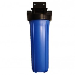 "Single Whole House Tank Rain Water Filter System 20"" Big Blue"