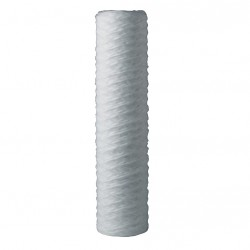 "HydRotwist String Wound 10 Micron Sediment Pre Water Filter 10"""