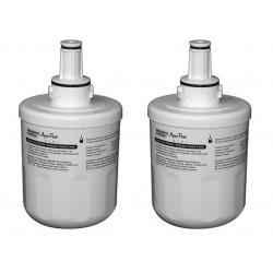 2 x Samsung DA29-00003F Aqua-Pure Plus Fridge Water Filter