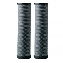 """OmniFilter T01-DS Carbon Sediment Whole House Water Filters 10"""""""