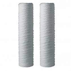 """OmniFilter RS3-DS String Wound Sediment Whole House Filters 10"""""""