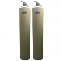 Whole House Point of Entry GAC Scale Water Filter System with UV