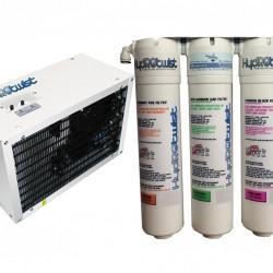 IC8 Under Sink Water Chiller HydROtwist Triple Water Filter