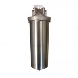 HydROtwist Under Sink Stainless Steel Water Filter System 10'