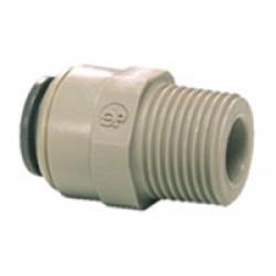 1/2 Tube x 3/8 Taper Thread Male BSPT PI011603S