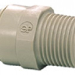 1/2 Tube x 1/2 Taper Thread Male NPTF PI011624S
