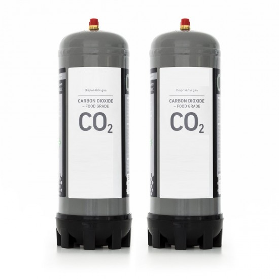 Zip Sparkling 91295 Compatible Hydrotap CO2 Cartridges