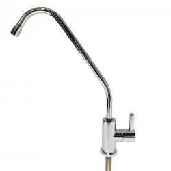 Elegant Long Reach Style Ceramic Disc Water Filter Faucet Tap