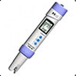 HM Digital COM-100 Waterproof EC TDS Temperature Meter