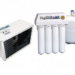 IC8 Under Sink Water Chiller HydROtwist Reverse Osmosis System
