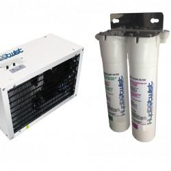 IC8 Under Sink Water Chiller HydROtwist Twin Water Filter