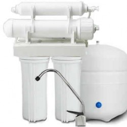 Under Sink Reverse Osmosis RO Standard 4 Stage Water Filter