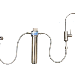 Stainless Steel Under Sink Doulton Ceramic Water Filter System