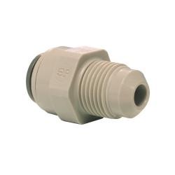 1/4 Tube x 1/2-24 Taper Thread Male British PI0108E5S