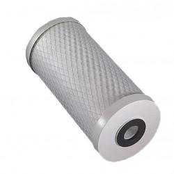 "Matrikx KX CTO 1 Micron Carbon Block Filter Big White 10"" x 4.5"""