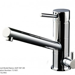 Aquaport Three 3 Way Kitchen Mixer Tap Short Spout AQP-TAP-3M