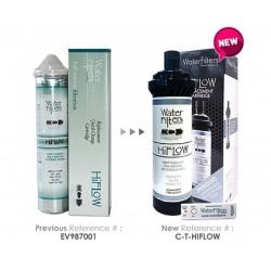 Everpure WFA HiFlow Hi-Flow Water Filter C-T-HIFLOW EV9870-01