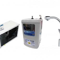 HydROtwist 2.4L Under Sink Instant Hot Chilled Water Dispenser