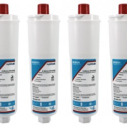 4 x HydROtwist Bosch CS-52 Compatible Fridge Water Filters USA