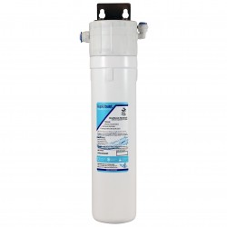 HydROtwist Premium Single Under Sink Water Filter System 10""