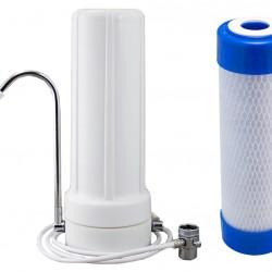Countertop 0.4um Certified Giardia Cryptosporidium Water Filter