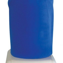 Neoprene 15L Bottle Cover Blue
