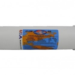 Omnipure K5555 DI Mixbed Water Filter Ion Exchange Mixed Resin