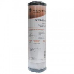 Pentek PCF1-10MB Deionization Water Filter Ion Exchange Resin