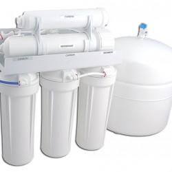 Under Sink Reverse Osmosis Standard 5 Stage Water Filter System