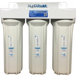 Doulton Ceramic Superblock Triple Undersink Water Filter System