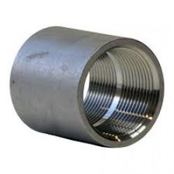 """Stainless Steel 316 Grade 1 1/2"""" x 1 1/2"""" BSP Female Hex Socket"""