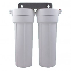 Twin Under Sink Housing Upgrade Kit Only 10""