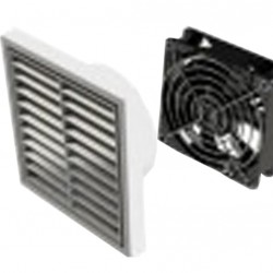 Zip 90651 Auxillary Fan DIN plug kit Cooling